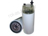 Fuel water separator filter SFR1210FW with bowl